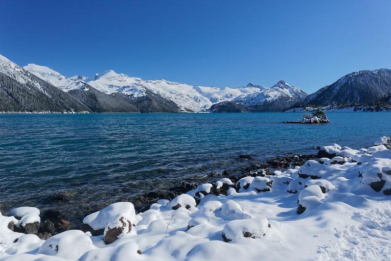 Garibaldi Lake, 24 Oct 2020