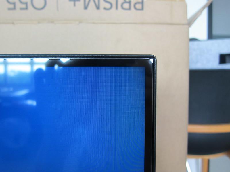 PRISM+ Q55 TV - Top Bezel
