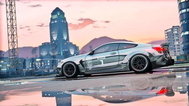 BMW M8 l GTA V