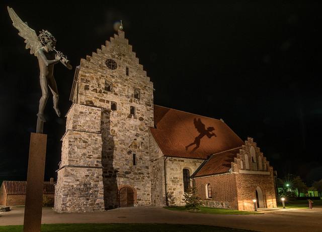 Sankt Nikolai kyrka, Simrishamn.