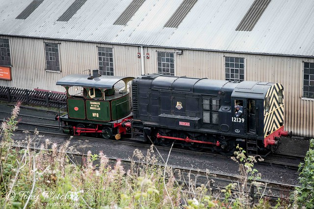 ''PIGLETS LUCIE' - 'GROSMONT SIDINGS' - 'GROSMONT'