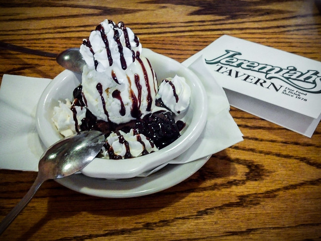 cold dessert
