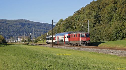 Re 4-4 11304 Train d'acheminement  à Murgenthal | by BB 26004 Cernay