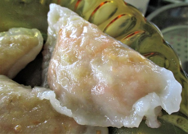 Own-made chai kueh