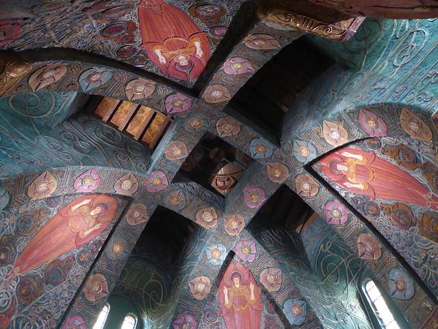 Watts Chapel, Compton, Surrey