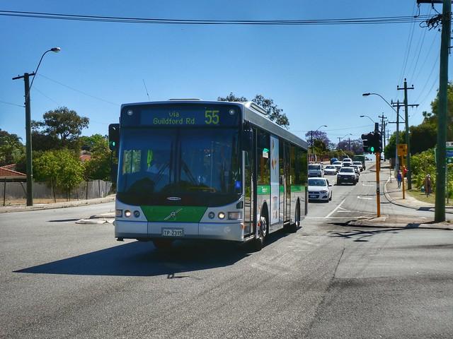 Transperth Volvo bus (HTT)