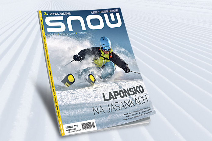 SNOW 126 (listopad 2020) - test lyží 2020 + 3x skipas zdarma