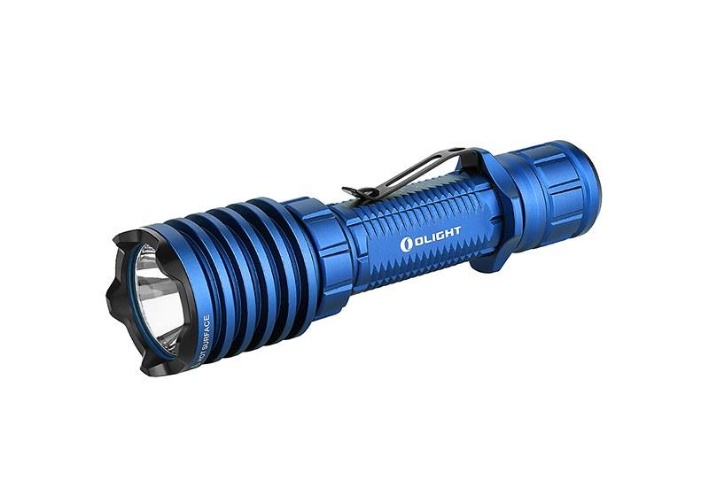 OLIGHT Warrior X PRO 武士 Red Blue 2250流明 遠射 戰術手電筒 -24