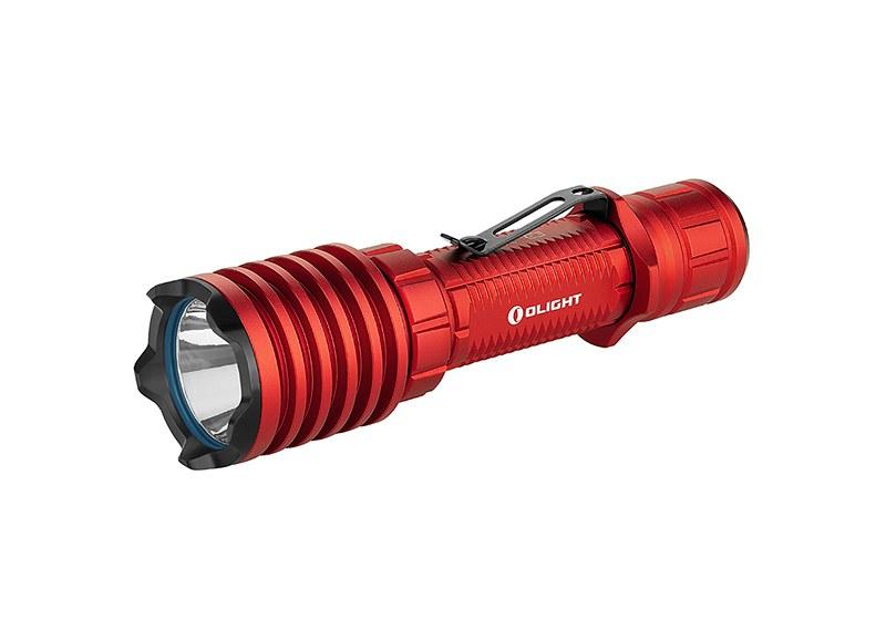 OLIGHT Warrior X PRO 武士 Red Blue 2250流明 遠射 戰術手電筒 -19