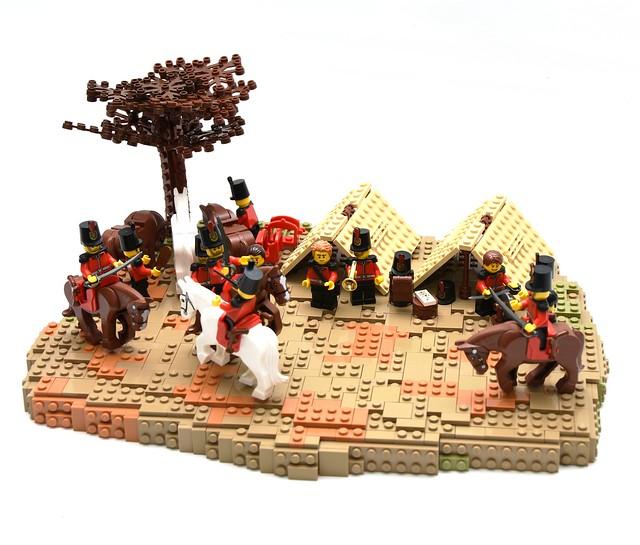 Dragoon Camp, Mesabi Landing