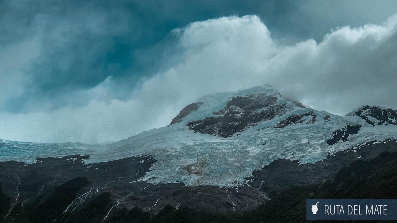 Otros glaciares sobre el lago Argentino