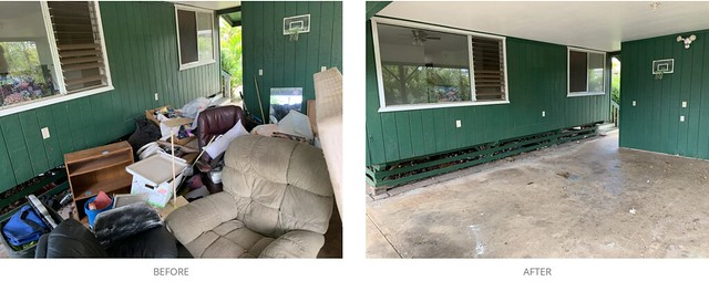 Maui Junk Removal - Recycling Collection - Store Pickup/Delivery - Property Clean Up - Green Waste Hauling - Deliver Compost