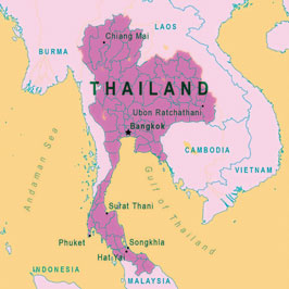 Thailand, besieged by economic disruptions from the Covid-19 pandemic
