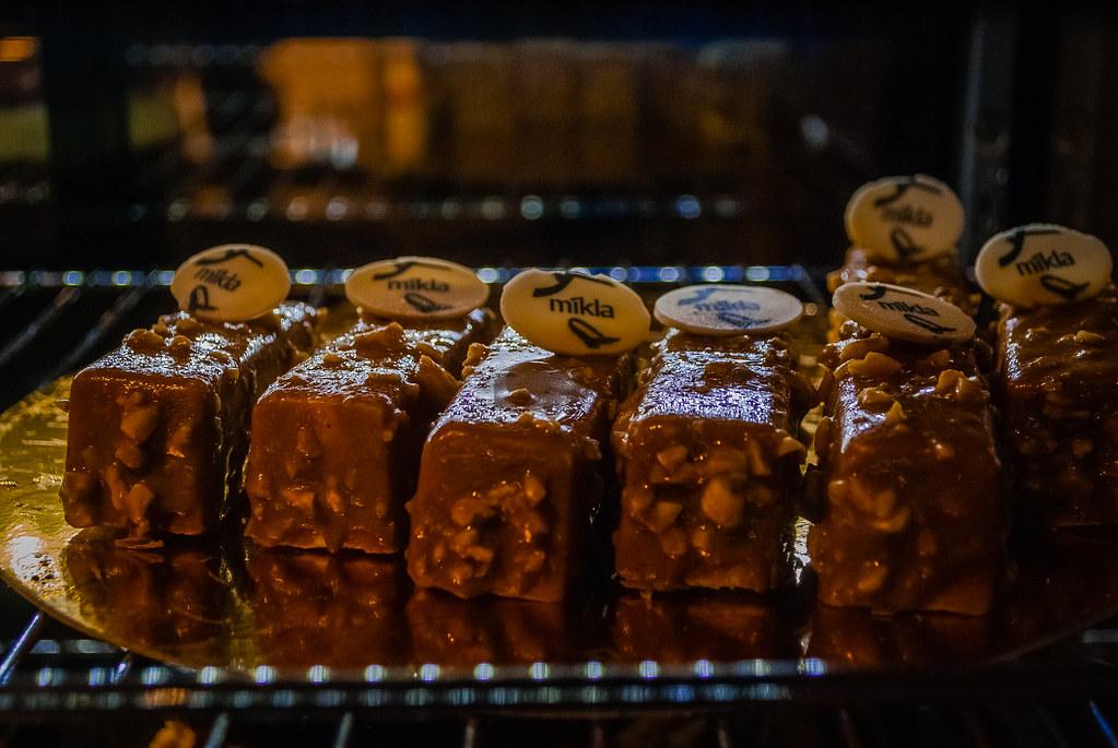 Пекарня Mīkla