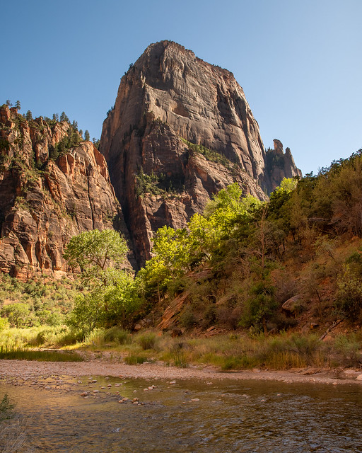 Zion National Park   |   Great White Throne