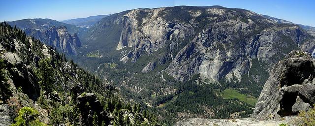 Taft Point - Yosemite Nationalpark, California
