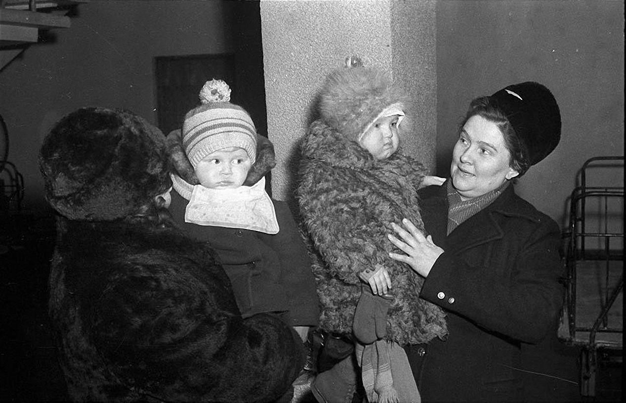 1967. Русские возвращаются из Китая. Советско-китайский конфликт