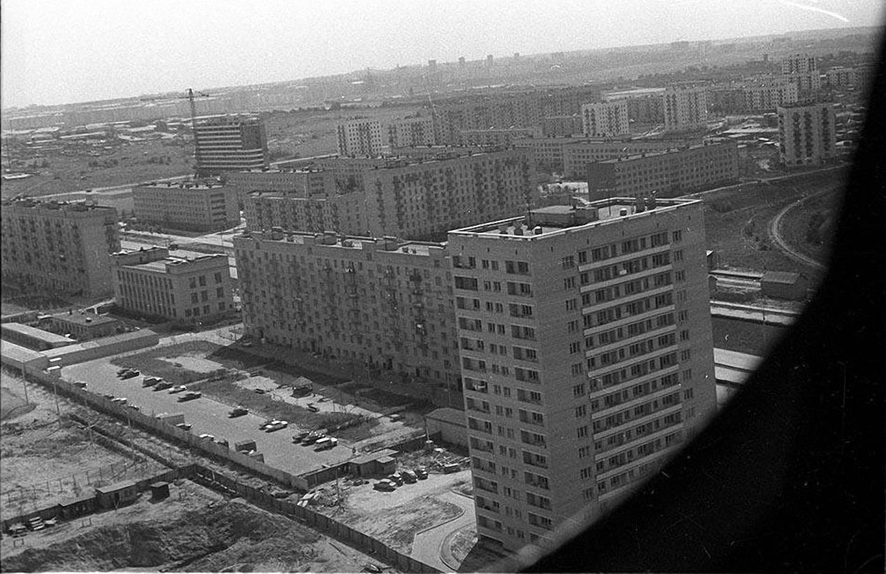 1967. Ломоносовский проспект
