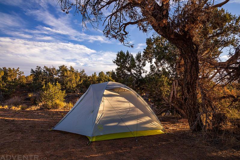 Polly Mesa Camp