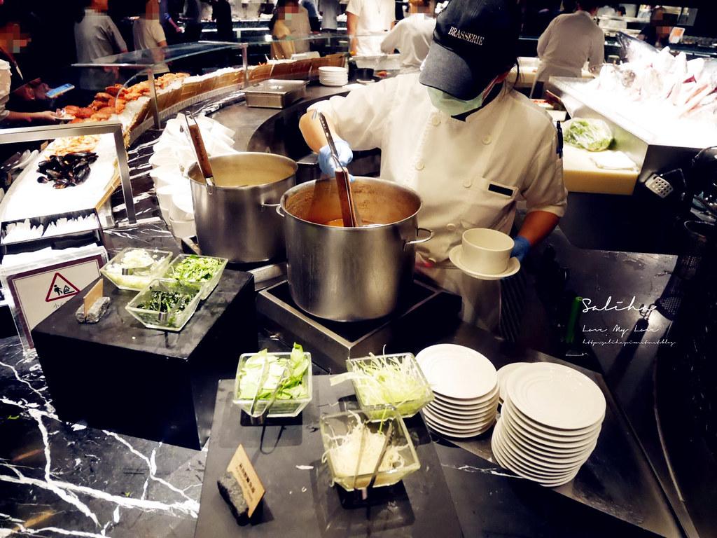 台北飯店吃到飽推薦晶華酒店栢麗廳 晚餐buffet中山區中山站柏麗廳 (10)