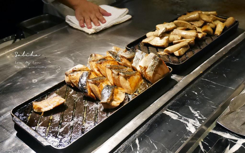 台北飯店自助餐吃到飽推薦晶華酒店栢麗廳中山區必吃美食buffet晚餐 (4)