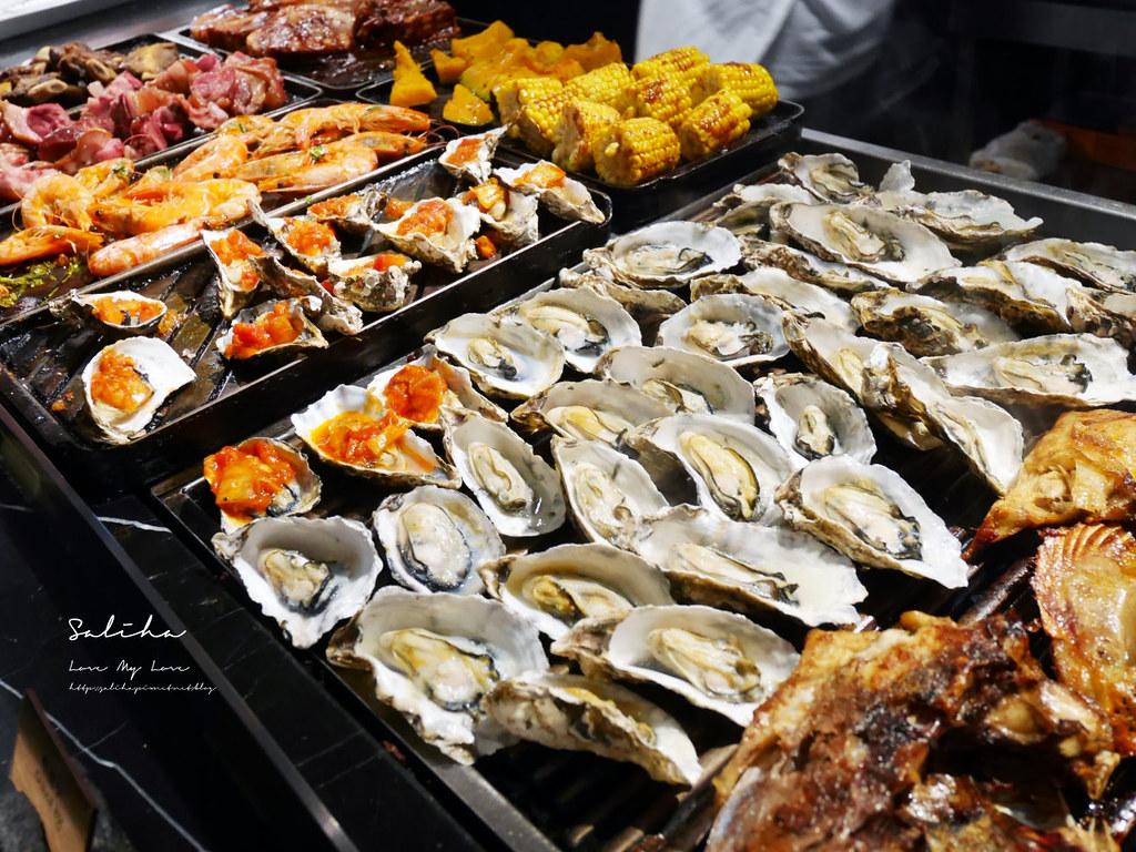 台北飯店自助餐吃到飽推薦晶華酒店栢麗廳中山區必吃美食buffet晚餐 (2)