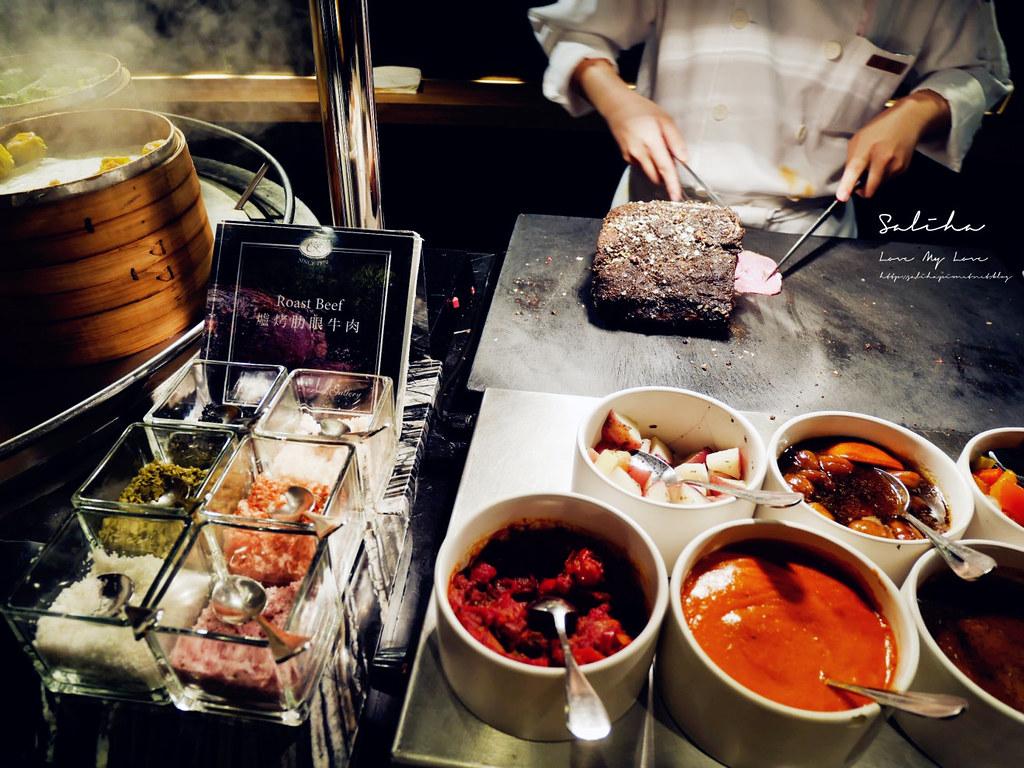 台北飯店吃到飽推薦晶華酒店栢麗廳 晚餐buffet中山區中山站柏麗廳 (7)