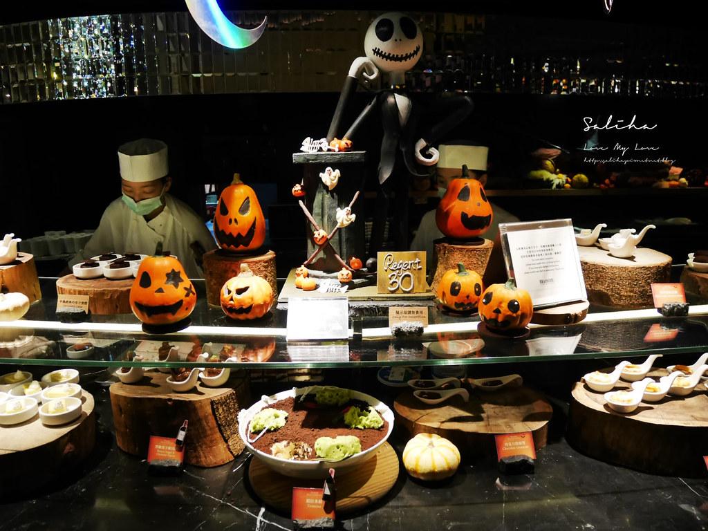 台北晶華酒店栢麗廳美食buffet自助餐吃到飽晚餐價位價格內容甜點海鮮牛排必吃 (1)