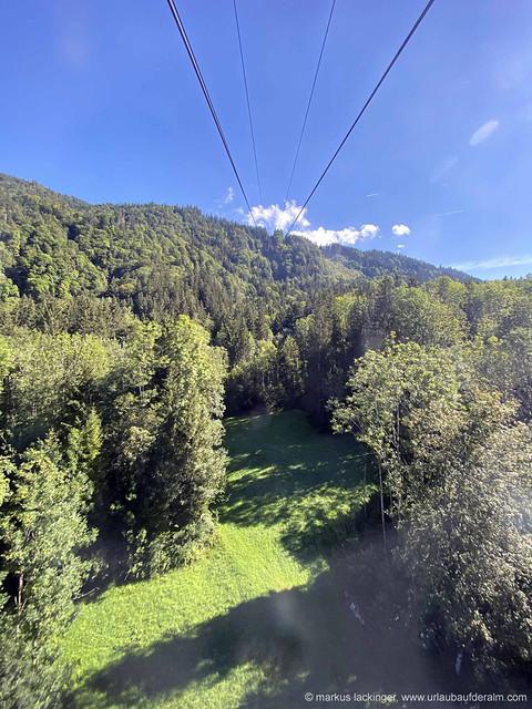 Seilbahn Bezau / Vorarlberg