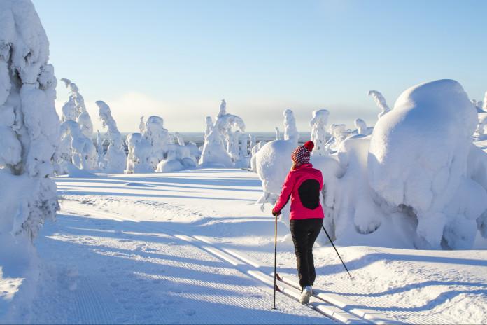 Neumíte si představit zimu bez lyží? Před plnými sjezdovkami dejte přednost turistickým běžkám