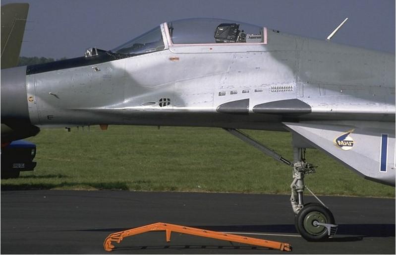 Mikoyan MiG-29 Fulcrum