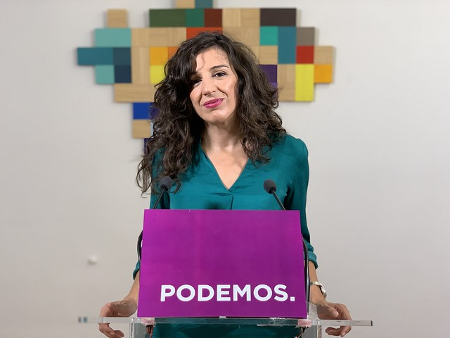 Libertad Benítez - Podemos Andalucía