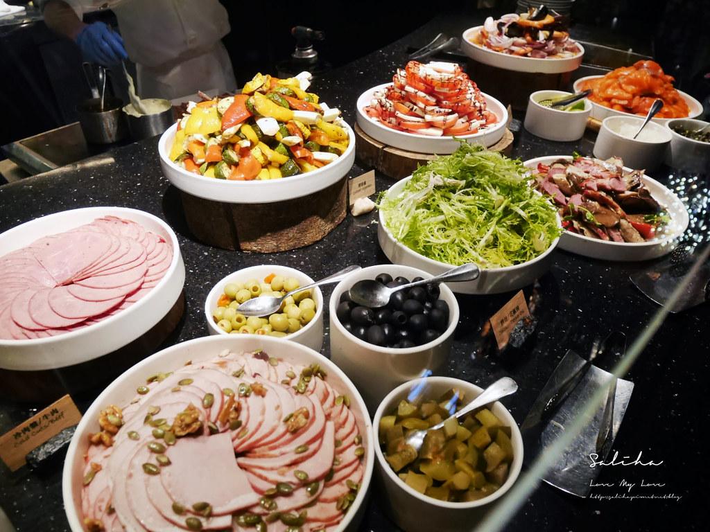 台北晶華酒店栢麗廳美食buffet自助餐吃到飽晚餐價位價格內容甜點海鮮牛排必吃 (4)