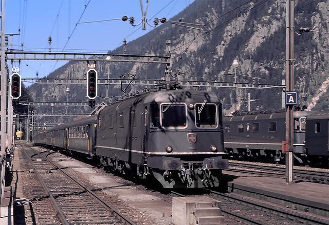 SBB Re6/6 11602
