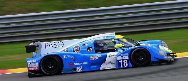 LMP3 Ligier JS P3 - Nissan