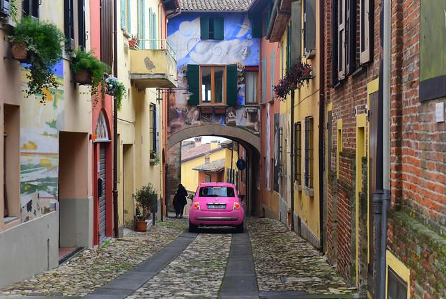 The strong color, Dozza, Italy January 2020 005