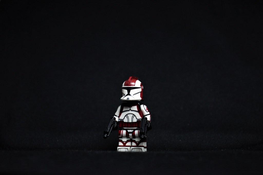 Clone commander Stone