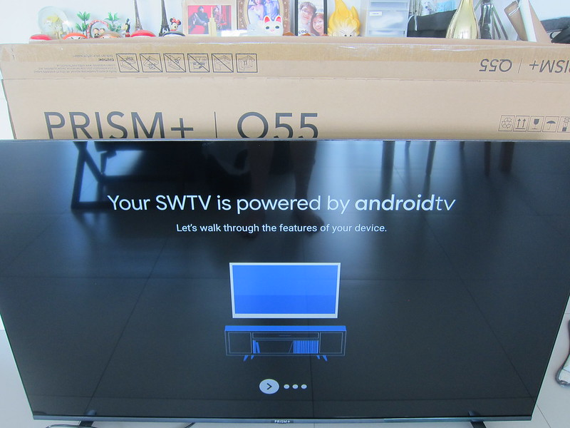 PRISM+ Q55 TV - SWTV