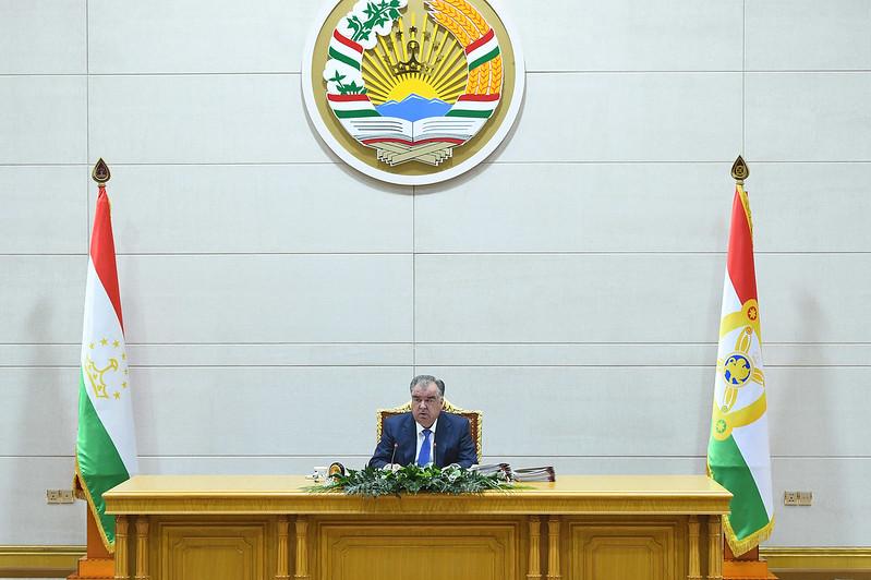 Маҷлиси Ҳукумати Ҷумҳурии Тоҷикистон 27.10.2020