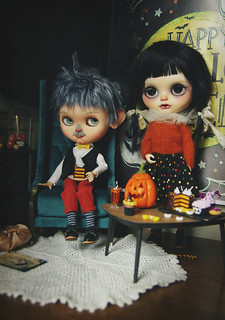blythe Halloween | by Mrs Co