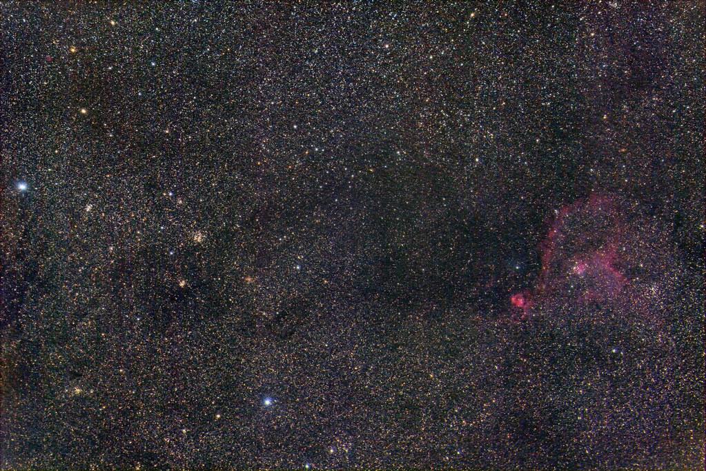 IC1805 (Heart Nebula)