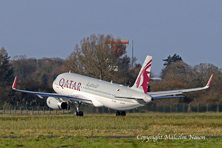 A320-232 A7-AHQ QATAR AIRWAYS 3