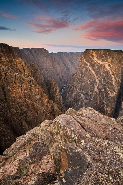 Painted Sunrise Canyon