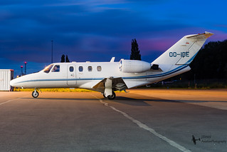 ASL_Cessna510_OO-IDE_EBAW_OCT2020
