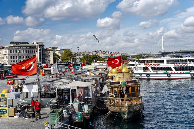 Sketches of Istanbul