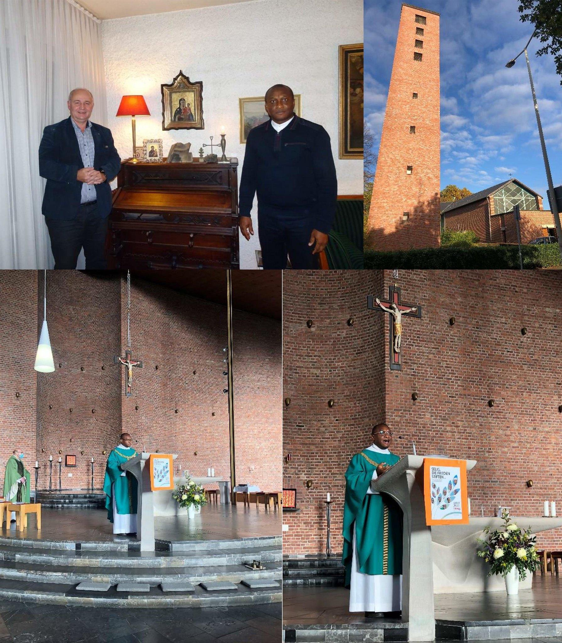 Sprecher der Afrikanischen Gemeinden in NRW im Erzbistum Köln_01