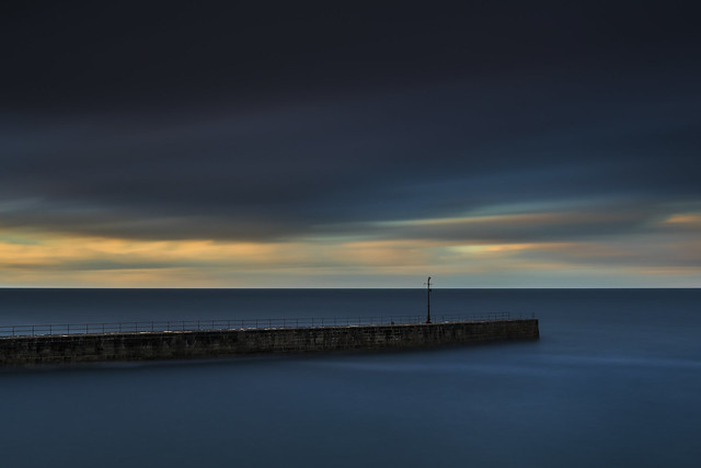 Porthleven Sunrise - Cornwall