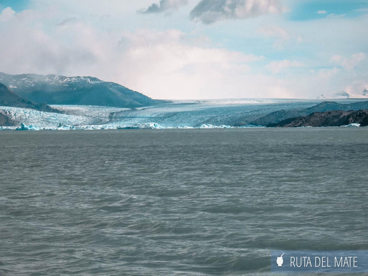 Glaciar Upsala, qué ver en El Calafate