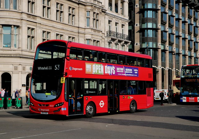 Stagecoach London - 13029 - BG14OOD