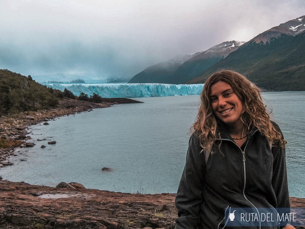 Paseo de la Costa en el Glaciar Perito Moreno